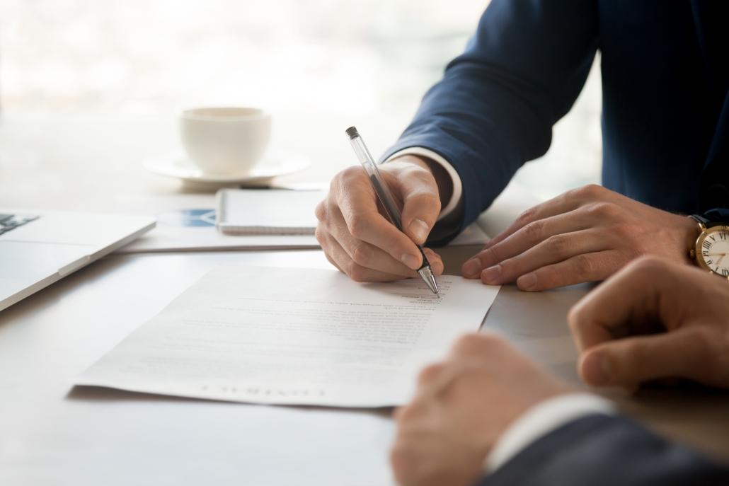 Souscription assurance credit immo